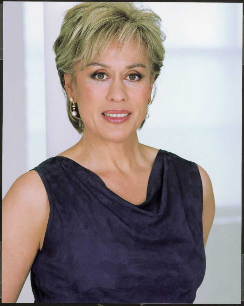 Kiri Te Kanawa, the New Zealand soprano
