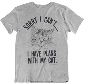 i-have-plans-with-my-cat-t-shirt