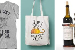 The very best cat themed Christmas Gifts and stocking fillers